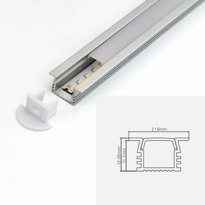 LED ALUMINUM PROFILE-PS2212 Aluminum Profile Kit
