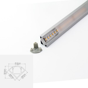 LED ALUMINUM Channel PS1919B
