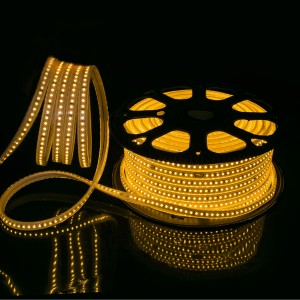High Voltage SMD2835 180LEDS/M PVC Strip 2 YEARS WARRANTY