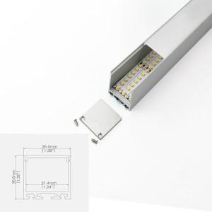 LED ALUMINUM Channel PS3535