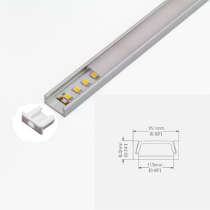 LED ALUMINUM PROFILE-PS1506 Aluminum Profile Kit
