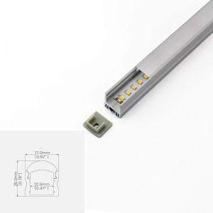 LED ALUMINUM Channel PS1775D