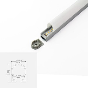 LED ALUMINUM Channel PS2027