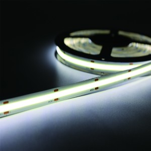 Cuttable 9W 900LM/M 8MM 480LEDs/M COB LED Light Strip