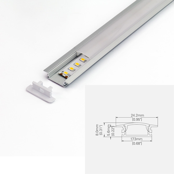 LED ALUMINUM PROFILE-PS2507 Aluminum Profile Kit Featured Image
