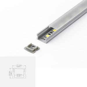 LED ALUMINUM Channel PS1775B