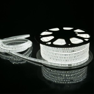 High Voltage SMD2835 180LEDS/M LED Strip Light 1 YEARS WARRANTY