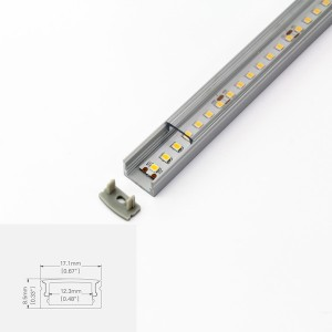 LED ALUMINUM Channel PS1708