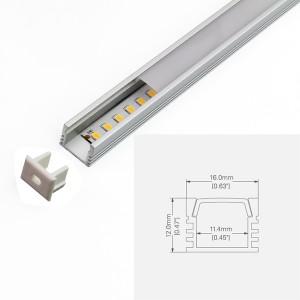 LED ALUMINUM PROFILE-PS1612 Aluminum Profile Kit