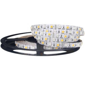 RGB+W LED STRIP LIGHT SMD5050