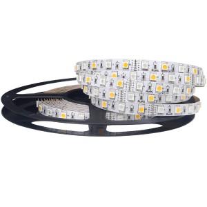 RGB + W Светодиодная лента SMD5050