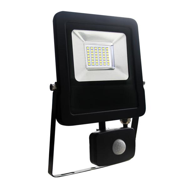 PIR Sensor 100W IP65 Outdoor LED Flood Light Featured Image