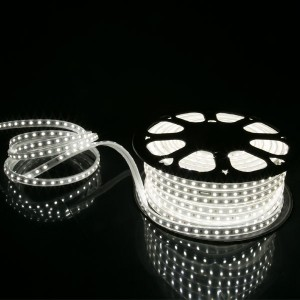 High Voltage SMD5050 60LEDS/M PVC Strip Light 2 YEARS WARRANTY