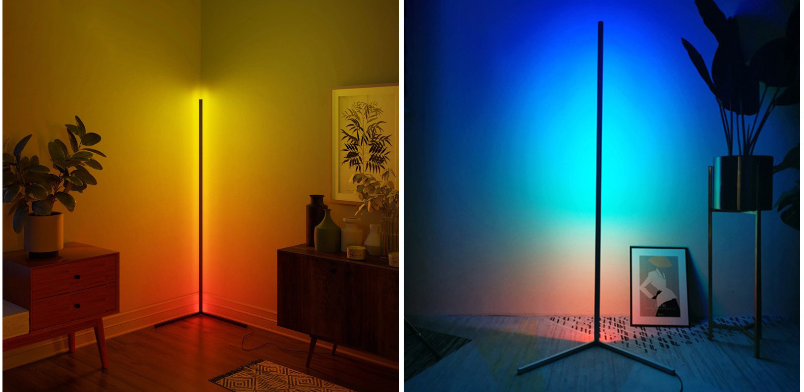 New Product Release-RGB Floor Light to Make Home Decoration Colorful