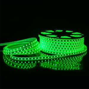 AC220V SMD2835 60LEDS/M PVC LED Strip Light 2 YEARS WARRANTY