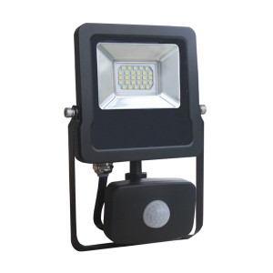 PIR Sensor 10W IP65 Outdoor LED Flood Light