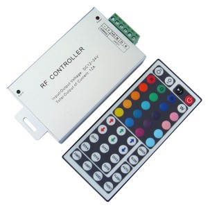 44-Key Aluminum Infrared Controller