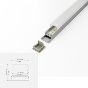 LED ALUMINUM Channel PS2020B