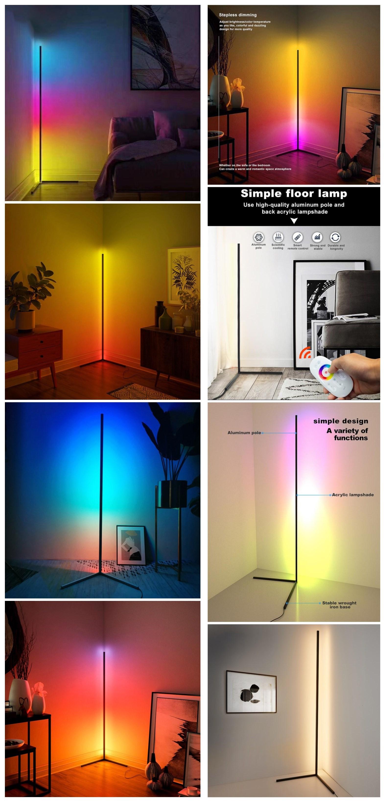 RGB Floor Light-02