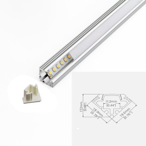 LED ALUMINUM PROFILE-PS1919 Aluminum Profile Kit