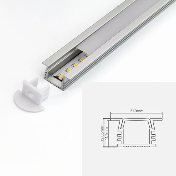 LED ALUMINUM PROFILE-PS2212 Aluminum Profile Kit Featured Image
