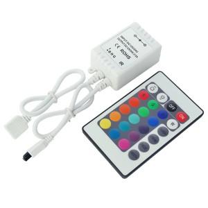 24-Key IR LED Controller
