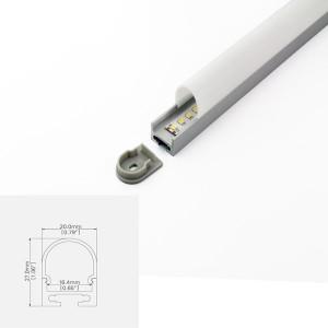 LED ALUMINUM Channel PS2027