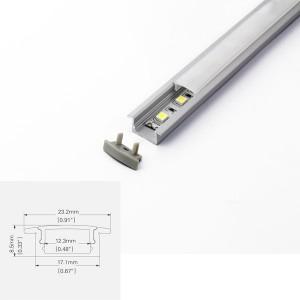 LED ALUMINUM Channel PS2308