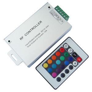 24-Key Aluminum Infrared Controller