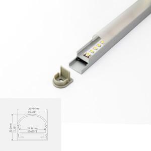 LED ALUMINUM Channel PS2020