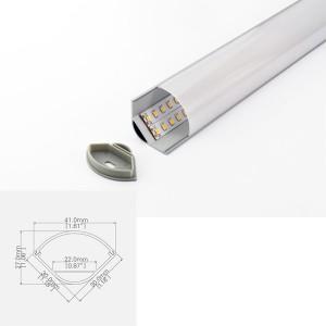 LED ALUMINUM Channel PS2727